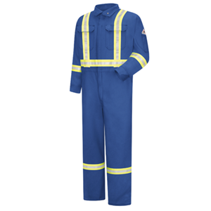 Lightweight CoolTouch® 2 FR Premium Coverall with Reflective Trim