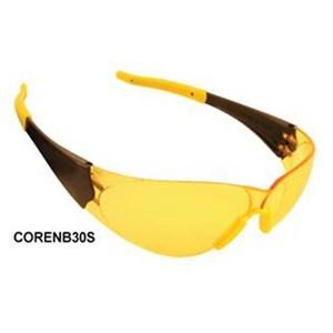 Doberman Safety Glasses in Amber