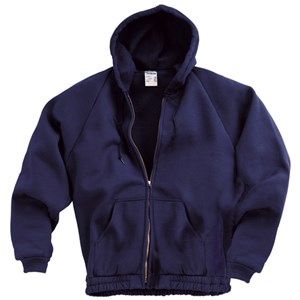 UltraSoft Fleece FR Hooded Sweatshirt with Zipper