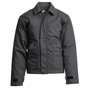 Insulated Jacket with Windshield Technology