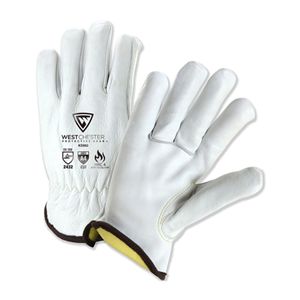 Cowhide Leather Glove with Kevlar® Liner