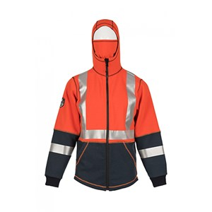 FR Hi-Vis Elements Lighning Jacket