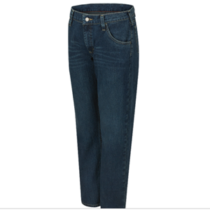 Straight Fit Jean With Stretch