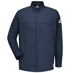 FR iQ Series Comfort Woven Conceal Pocket Shirt