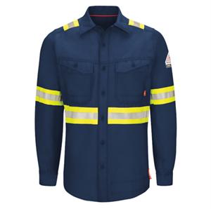 iQ Series Endurance Enhanced Visibility FR Work Shirt