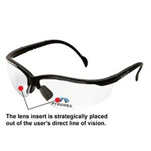 V2 Reader Safety Glasses Clear