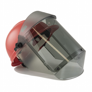 TCG30™ Series Arc Flash Face Shields and Hard Caps