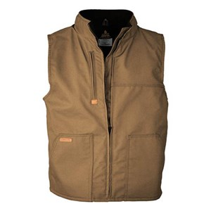 FR Fleece Lined Vest with Windshield Technology
